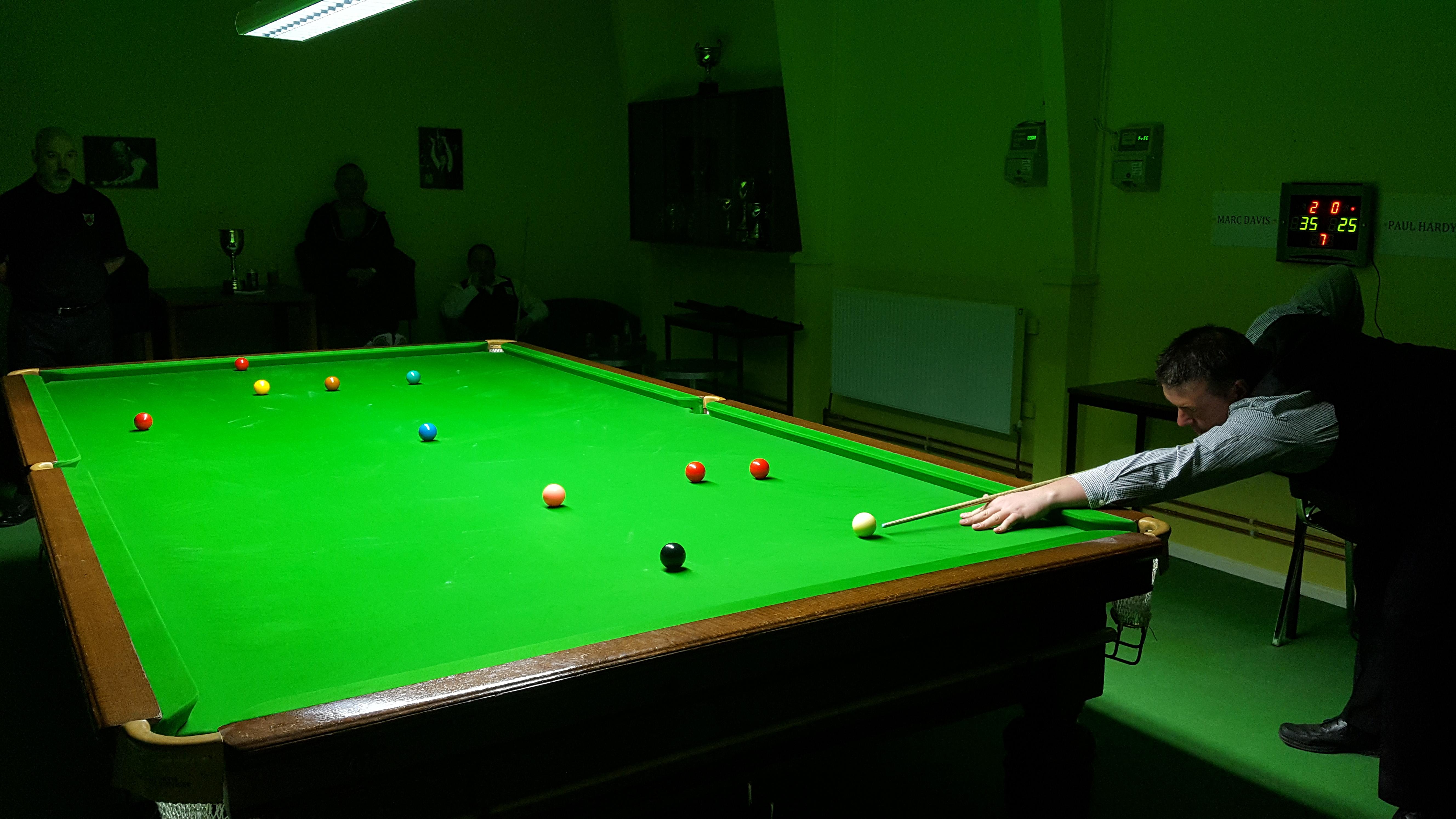 Guernsey Billiards Snooker Association: Aberdeen Licensed Clubs Billiards & Snooker Association